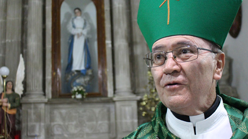 Pide Obispo ir por delincuentes que han violentado Guanajuato