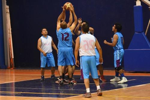 """Warriors """"B"""" avanza en el torneo Liprebi"""