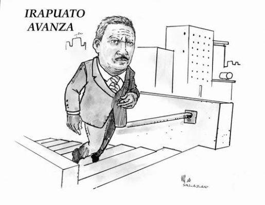 Hoy en el Cartón de Salazar / IRAPUATO AVANZA