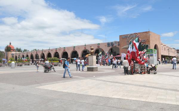Iconos de Irapuato: Mercado Hidalgo