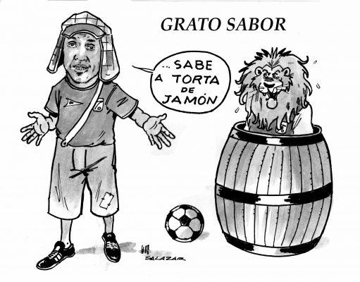 Hoy en el Cartón de Salazar / GRATO SABOR
