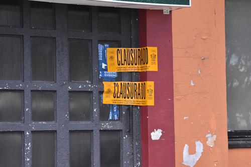 Incrementa clausuras a comercios en Irapuato