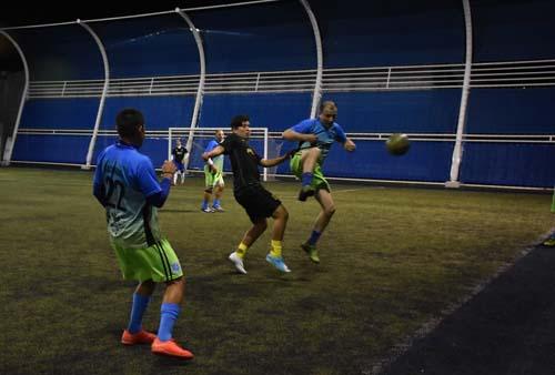 Deportivo Arredondo se impone a ISP Electric en penaltis