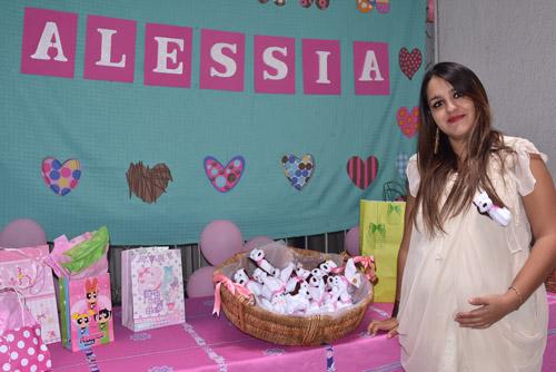 Pronto nacerá Alessia