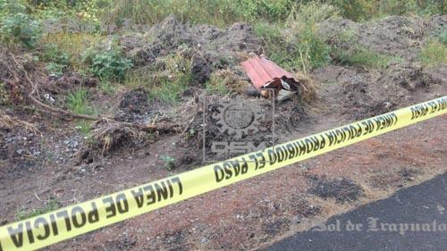Encuentran hombre sin vida en Trinidad de los Ángeles