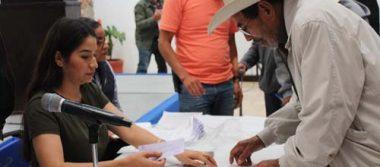 Participan 165 penjamenses en la construcción de cuartos adosados