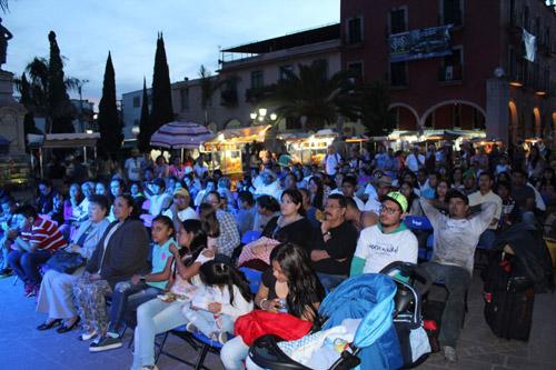 Penjamenses disfrutan del  Segundo Festival Madonnari