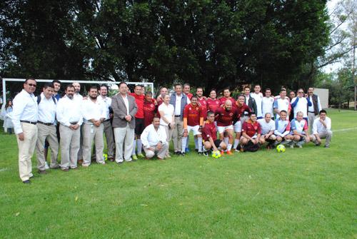 Se puso en marcha el tradicional Torneo Interno Lapem 2017