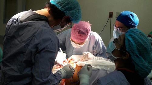Concluyen cirugías de reconstrucción mamaria en Hospital Gral. de Abasolo