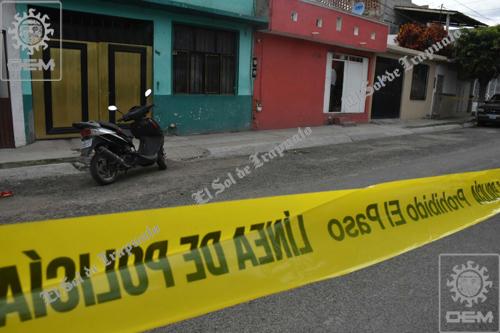 Disparan contra motociclistas en los Cobos