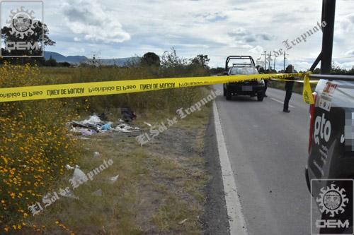 Sin identificar el cuerpo encontrado a pie de carretera