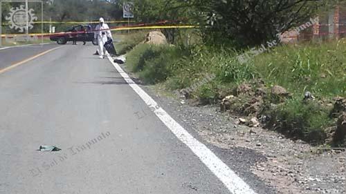 Encuentran cuerpos desmembrados en Cuerámaro
