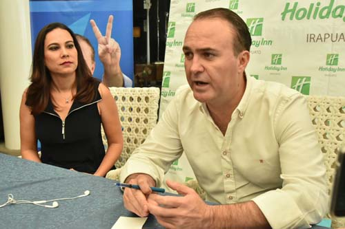 Aspira Villarreal a ser candidato en el 2018