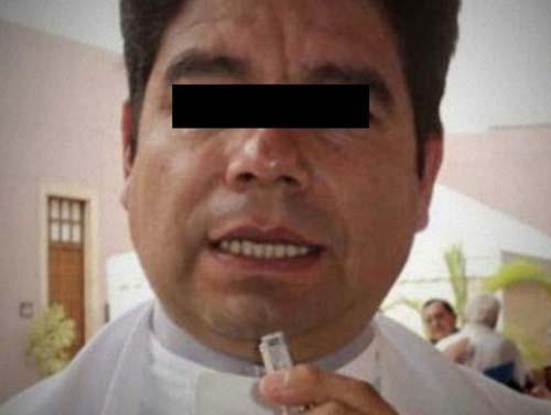 Reanundan audiencia por caso del padre Jorge Raúl
