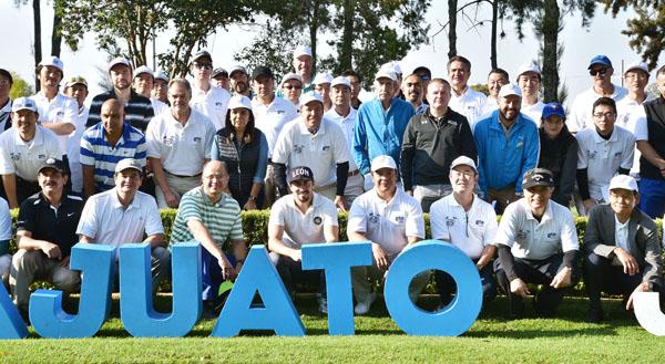 Inaugura MM Torneo de Golf Guanajuato-Japón