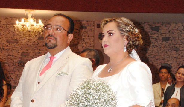 Ana Raquel y Francisco Javier se casan