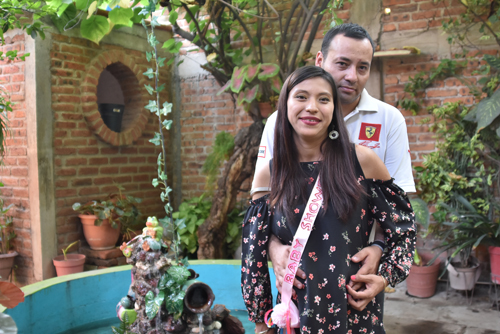 Inolvidable baby shower