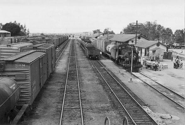 Íconos de Irapuato: Antigua Estación de Ferrocarril