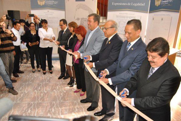 Inaugura Márquez exposición