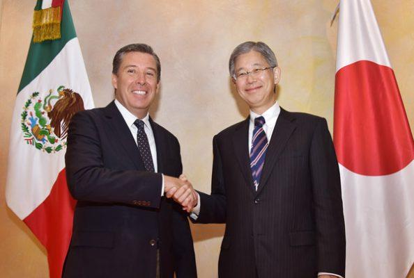 Estrechan relaciones Japón y Guanajuato