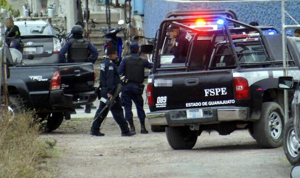 Combate en Irapuato a delitos de alto impacto