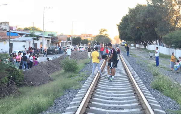 Disminuyeron 100% robos al tren en zonas Impulso