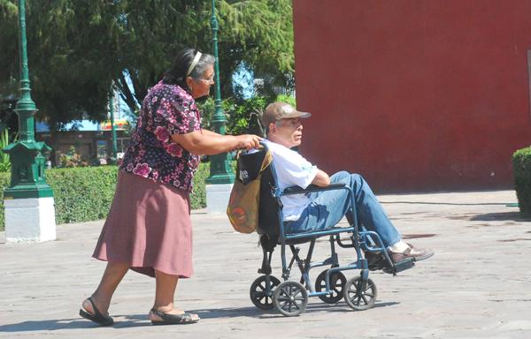 Aumenta la discapacidad