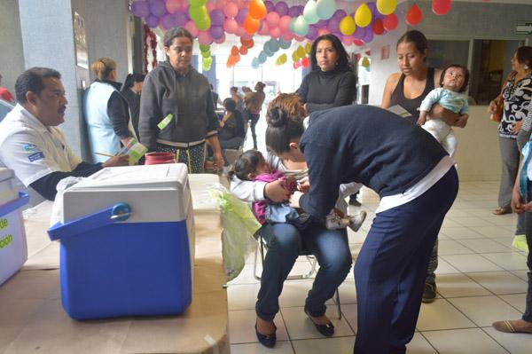 Centros de Salud a dos comunidades
