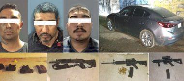 Detenidos por ataque en taquería perpetraron multihomicidio en La Parranda