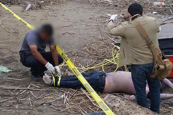 Muere irapuatense al intentar cruzar el río Bravo
