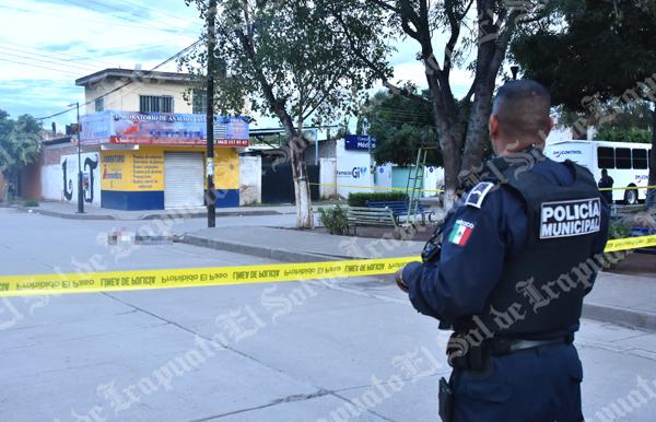 """Continúan indagatorias por la muerte de """"El Búfalo"""""""
