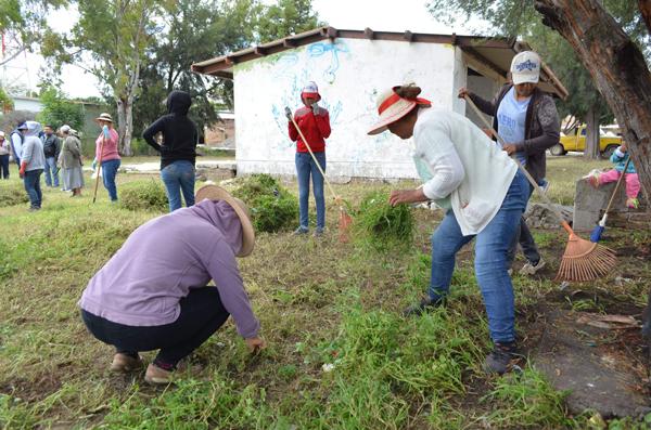 Llega Empleo Temporal a comunidades rurales