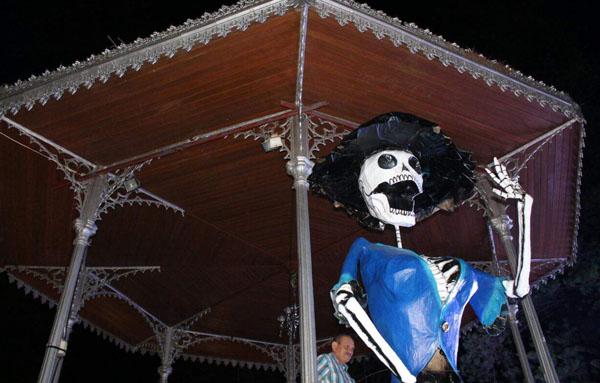 """Inician celebraciones del """"Día de Muertos 2017"""""""
