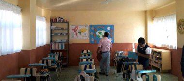 Realizan supervisión de infraestructura educativa en el municipio