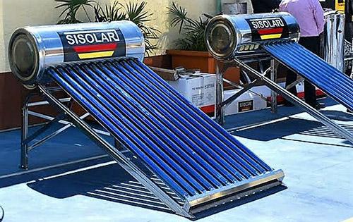 Familias abasolenses contarán con sus calentadores solares