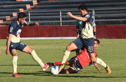 Dividen puntos Irapuato y América con empate a 1-1