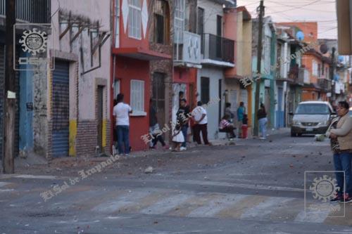 Riñen pandilleros de Barrio Nuevo y Barrio de la Salud