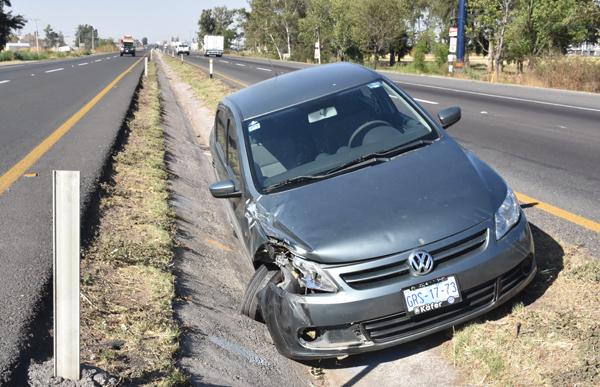 Aumentan accidentes viales en Guanajuato
