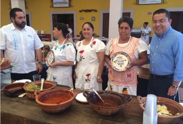 """Un éxito """"La Séptima Edición  Feria de la Cocina Tradicional"""""""