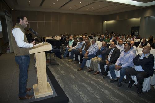 Alcalde participa Encuentro del Consejo Municipal de Desarrollo Rural Sustentable