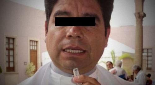 En enero, audiencia contra padre Jorge Raúl