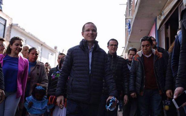 Mi precampaña será austera; escucharemos a los ciudadanos: Ricardo Anaya