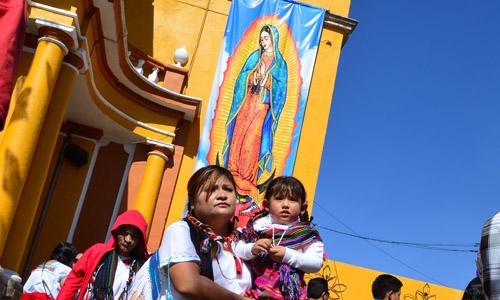 Llama Diócesis a evitar excesos en festejos guadalupanos