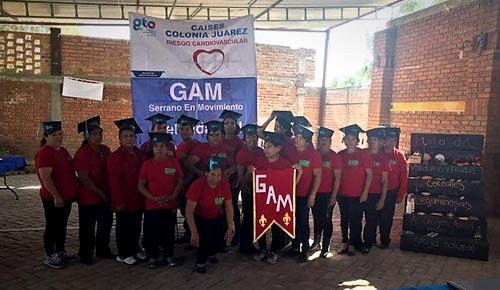 SSG acredita con Excelencia a Grupo de Ayuda Mutua