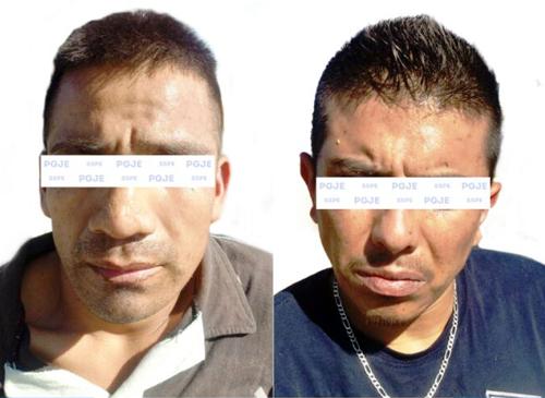 PGJE obtiene vinculación a proceso penal para pareja de homicidas