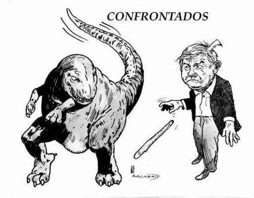 Hoy en el Cartón de Salazar / CONFRONTADOS