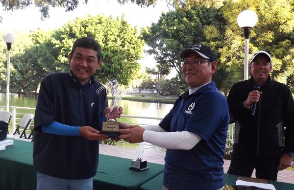 Realizan torneo de Golf México-Japón denominado Mazda 2017