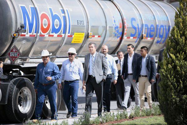 Se instala primera empresa ExxonMobil en Guanajuato
