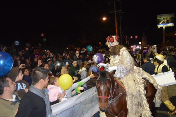 Alistan Cabalgata de Reyes Magos