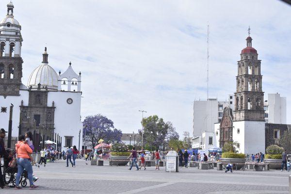 Íconos de Irapuato: Plaza Miguel Hidalgo